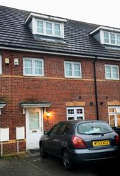 Thumbnail 3 bed town house for sale in Alderglen Road, Manchester, Greater Manchester