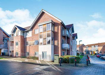 Thumbnail 2 bed flat to rent in Sorting Lane, Basingstoke
