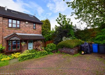 Thumbnail 4 bed semi-detached house for sale in Ridgway Gardens, Lymm