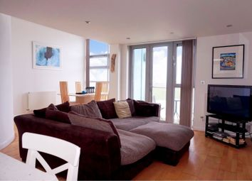 Thumbnail 2 bed flat to rent in 2-10 Headland Road, Newquay