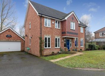 Thumbnail 4 Bed Detached House For Sale In Hoads Wood Gardens Ashford Kent