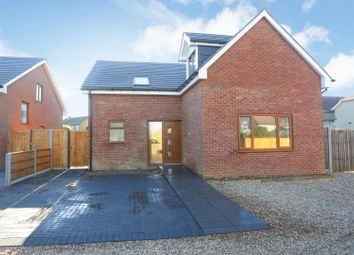 Thumbnail 3 bedroom detached house for sale in Sandwich Road, Whitfield, Dover