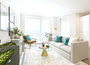 Thumbnail 1 bed flat for sale in Aberfeldy Village, East India, London