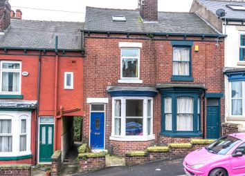 Thumbnail 3 bed terraced house for sale in Fulmer Road, Sheffield
