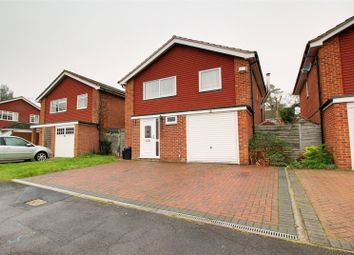 Thumbnail 4 bed detached house for sale in Askew Drive, Spencers Wood, Reading, Berkshire