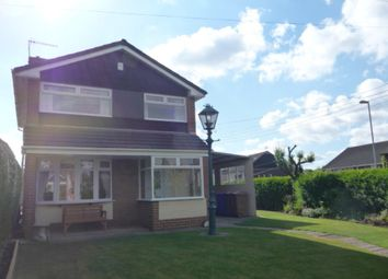 Thumbnail 3 bedroom detached house to rent in Langham Road, Milton, Stoke-On-Trent