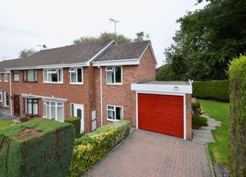 4 bed semi-detached house for sale in Cherrybrook Drive, Broseley, Shropshire. TF12