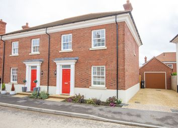 3 bed semi-detached house for sale in Hutchings Way, Brimsmore, Yeovil, Somerset BA21