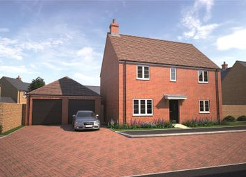 Thumbnail 4 bed detached house for sale in The Shotteswell, Hayfield Views, Great Bourton, Oxfordshire