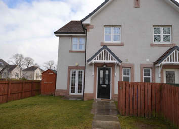Thumbnail 2 bed terraced house to rent in Briargrove Terrace, Inverness IV2,