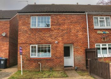 Thumbnail 2 bedroom end terrace house for sale in Pennyroyal, Norwich
