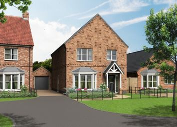 Thumbnail 4 bed detached house for sale in Plot 4, St Saviours Meadow, Surlingham, Norwich, Norfolk