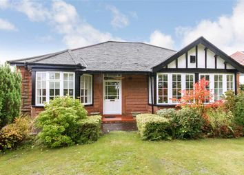 Thumbnail 3 bed detached bungalow for sale in The Grove, Giffnock, Glasgow
