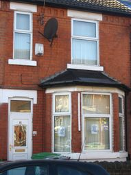 Thumbnail 3 bed terraced house to rent in Kimbolton Avenue, Lenton, Nottingham