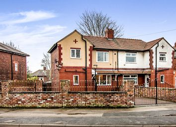 Thumbnail 2 bed semi-detached house for sale in Princes Avenue, Astley, Tyldesley, Manchester
