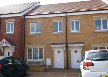 Thumbnail 2 bed terraced house to rent in Clos Cae Nant, Cwmbran