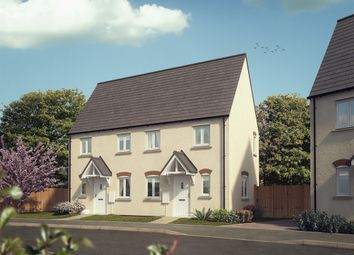 "Thumbnail 1 bedroom semi-detached house for sale in ""The Yarnton"" at Whitelands Way, Bicester"