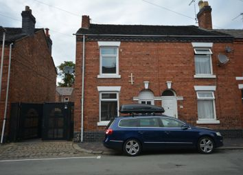 Thumbnail 2 bed end terrace house to rent in Myrtle Street, Crewe