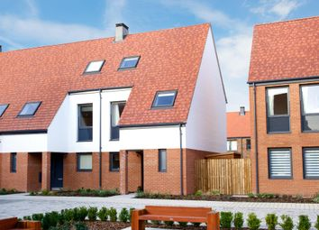 """Thumbnail 3 bed terraced house for sale in """"Moorhen"""" at Derwent Way, York"""