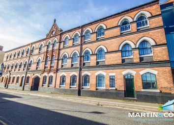 Thumbnail 3 bed flat for sale in The Brolly Works, Allison Street, Birmingham