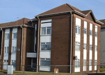 Thumbnail 2 bed flat for sale in Barnett Crescent, Saltcoats
