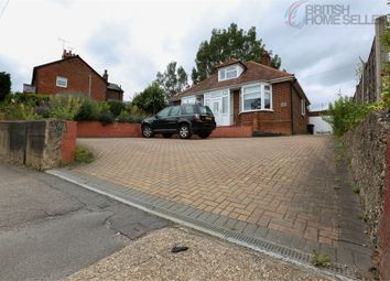 Thumbnail 4 bed detached bungalow for sale in Stevenage Road, Hitchin, Hertfordshire