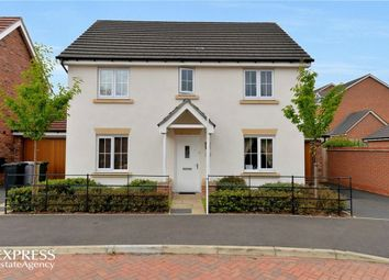 Thumbnail 4 bed detached house for sale in Hillside Close, Weston, Crewe, Cheshire
