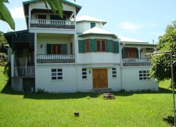 Thumbnail 5 bed villa for sale in Five (5) Bedroom Villa In Morne Daniel, Morne Daniel, Dominica