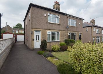 Thumbnail 3 bedroom semi-detached house for sale in Victoria Avenue, Eccleshill, Bradford