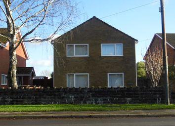 Thumbnail 4 bed detached house for sale in Coychurch Road, Pencoed, Bridgend