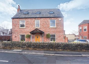 Thumbnail 5 bed detached house for sale in Cross Road, Middlestown, Wakefield