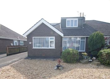 Thumbnail 3 bedroom semi-detached bungalow for sale in Beech Avenue, Warton
