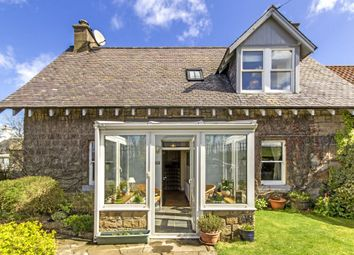 Thumbnail 5 bed semi-detached house for sale in The Old Schoolhouse, 53 Whitehill Village, By Dalkeith, Midlothian