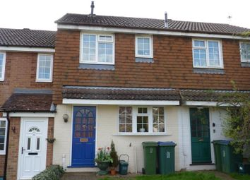 Thumbnail 2 bed terraced house to rent in Small Crescent, Linden Village, Buckingham