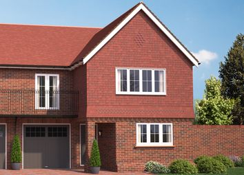 Thumbnail 4 bedroom semi-detached house for sale in Wantley Hill Estate, Henfield