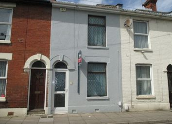 Thumbnail 2 bedroom terraced house to rent in Langley Road, Portsmouth