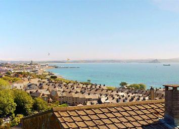 Thumbnail 4 bed semi-detached house for sale in Old Paul Hill, Newlyn, Penzance.