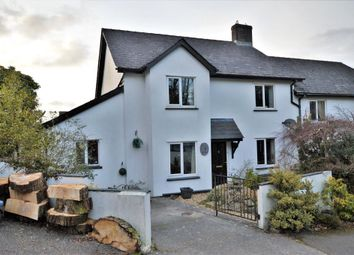 Thumbnail 4 bed semi-detached house for sale in Tors Road, Okehampton