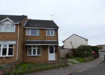Thumbnail 3 bedroom semi-detached house to rent in Fortress Road, Carlton Colville, Lowestoft