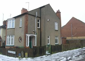 Thumbnail 3 bed detached house to rent in Leys Road, Wellingborough