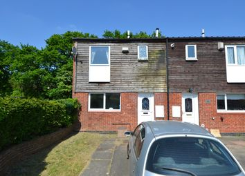 Thumbnail 3 bed end terrace house for sale in Windsor Close, Rednal, Birmingham