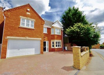 Thumbnail 6 bedroom detached house for sale in Desborough Road, Rothwell, Kettering