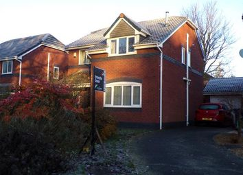 Thumbnail 4 bed detached house for sale in Riley Close, Leyland