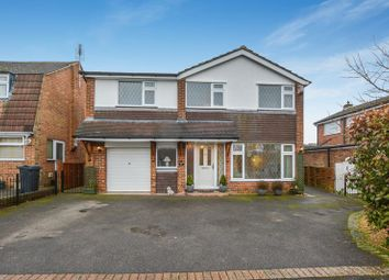 Thumbnail 4 bed detached house for sale in School Close, Holmer Green, High Wycombe