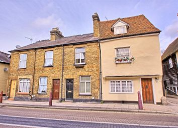 Thumbnail 2 bedroom terraced house for sale in High Street, Stanstead Abbotts, Ware