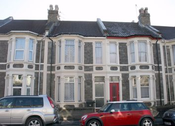 Thumbnail 3 bedroom terraced house to rent in Exeter Road, Southville, Bristol