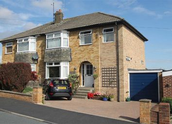 Thumbnail 4 bed semi-detached house for sale in Princess Avenue, Knaresborough, North Yorkshire