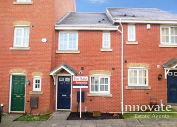 Thumbnail 2 bedroom terraced house to rent in Morgan Close, Cradley Heath