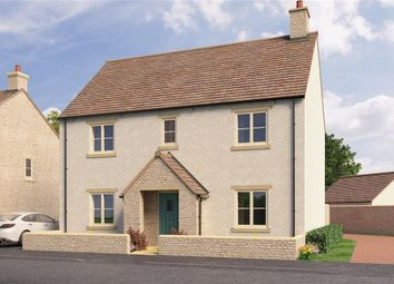 "Thumbnail 4 bed detached house for sale in ""Kingscote"" at Quercus Road, Tetbury"