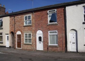 Thumbnail 2 bed terraced house for sale in Brown Street, Macclesfield